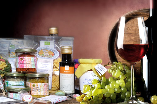 Geschmack Pur - Weine, Nudeln, Gewürze und mehr