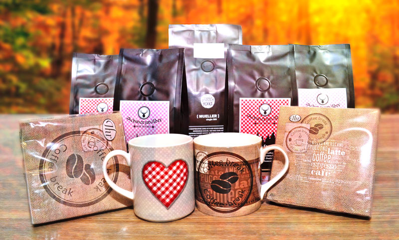 Das Haus der Sinne - Kaffee, Tee und Kuchen